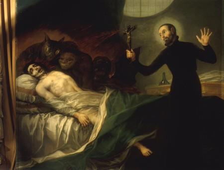 Exorcismo Goya