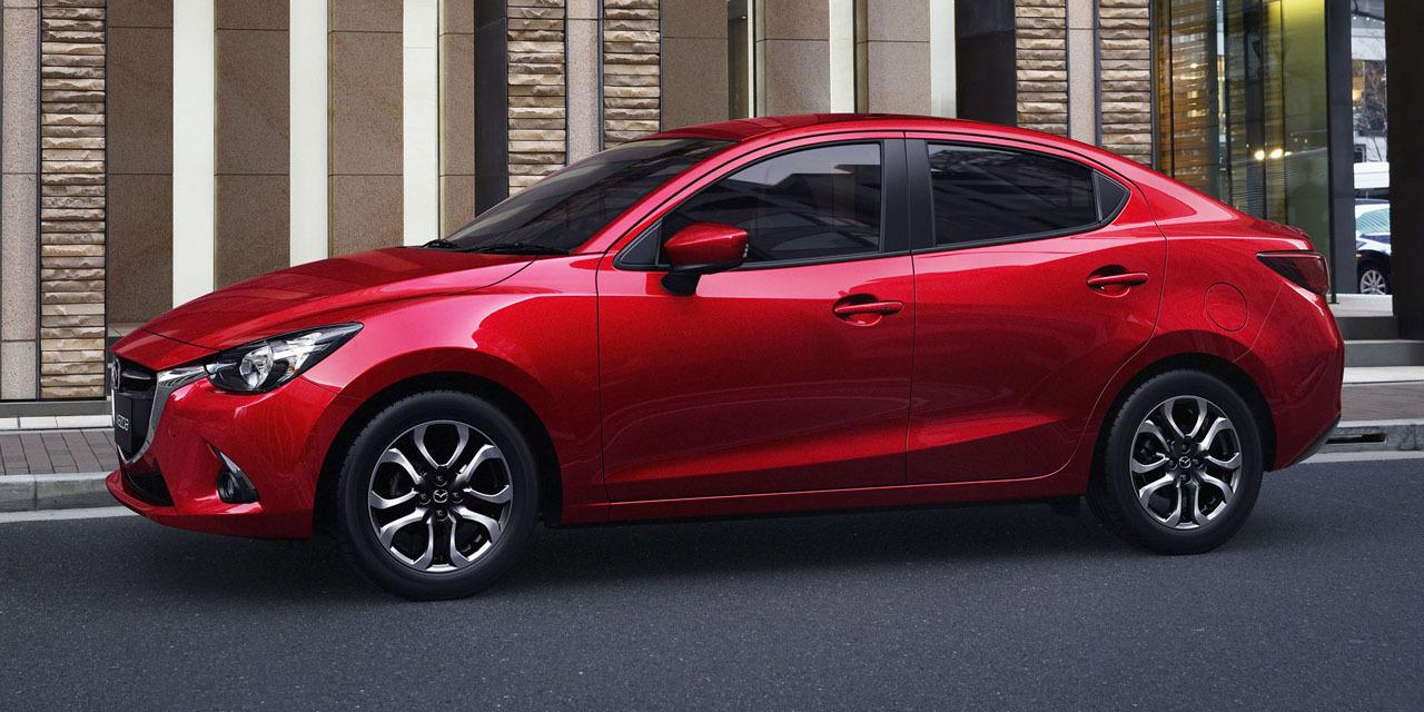 Foto de Mazda 2 Sedan (4/14)
