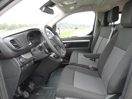 Prueba Toyota Proace Verso Interiores 3