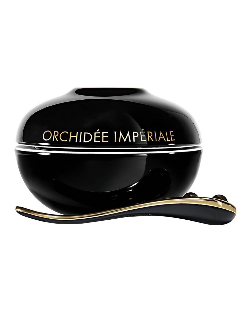 Crema de día Orchidée Impériale Black Guerlain