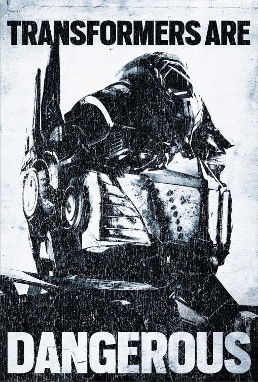 Foto de 'Transformers: La era de la extinción', carteles (9/17)
