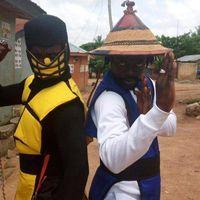 'Mortal Kombat' tiene un remake ghanés y calificarlo como delirante es quedarse corto