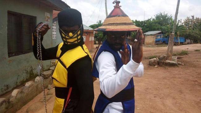 Mortal Kombat Ghana