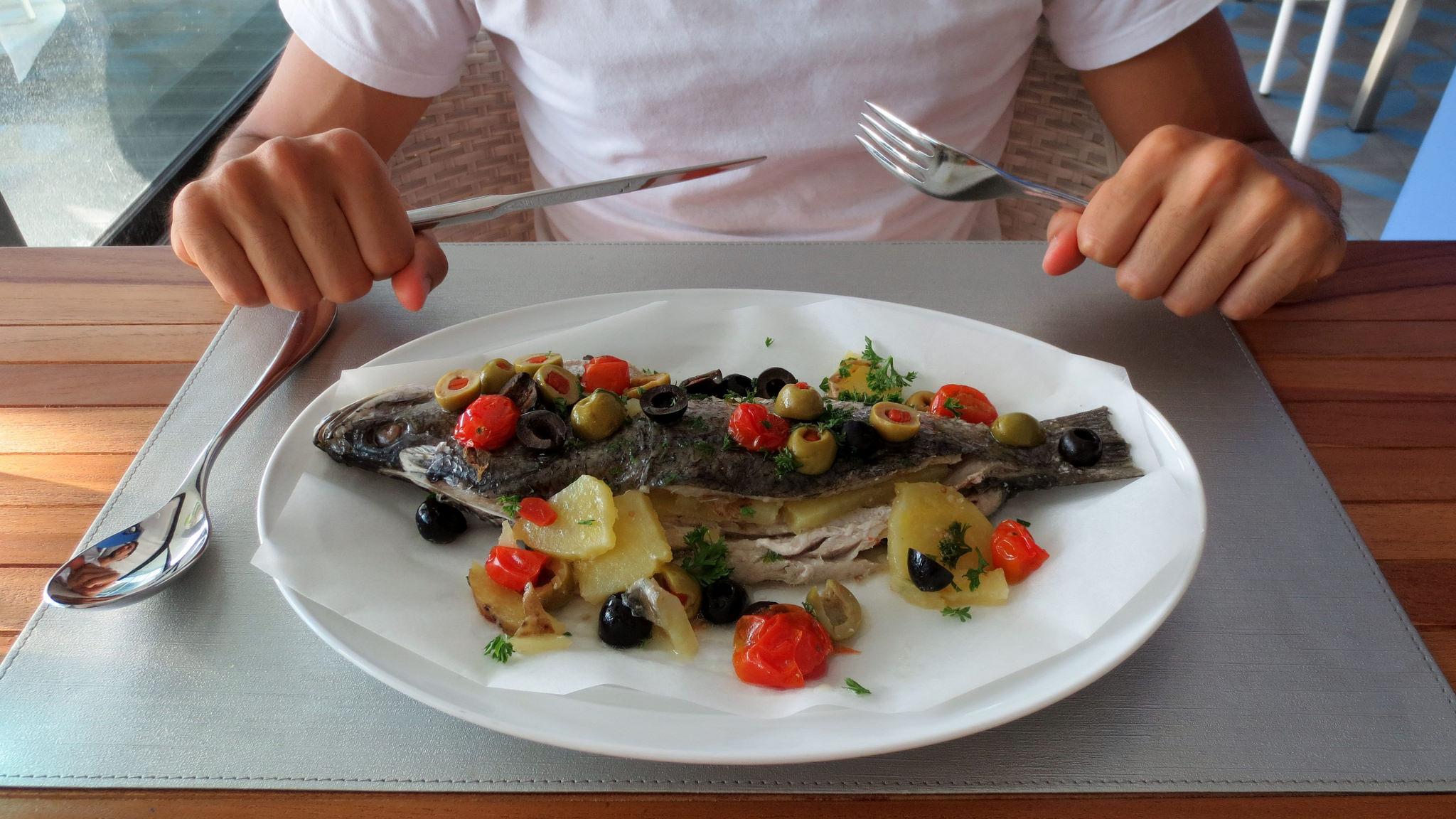 Todo lo que necesitas saber para cocinar un buen pescado - Opciones para cocinar ...