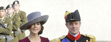 Las princesas europeas se apuntan a la moda del peplum