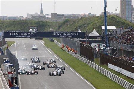 Roberto Merhi gana el primer FIA Formula 3 Trophy a pesar de ser descalificado en Zandvoort