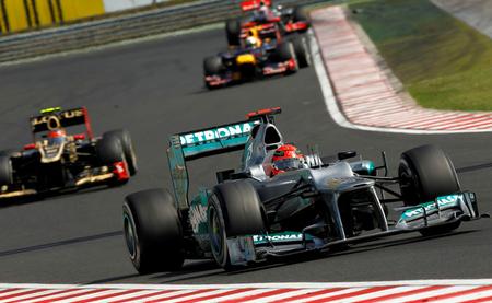 Ross Brawn asegura que no hay prisa en tomar una decisión sobre Michael Schumacher