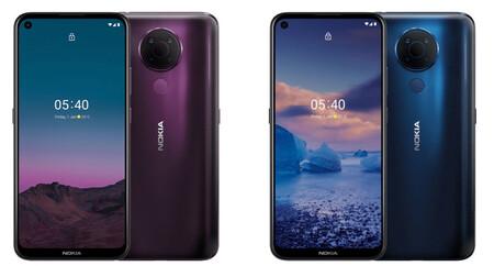 Nokia 5 4 Colores