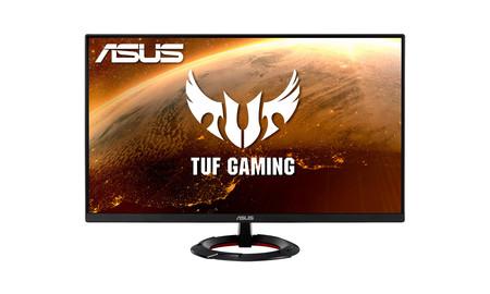El nuevo monitor gaming de ASUS apunta a la gama básica: ofrece resolución 1080p y 144 Hz en pantalla