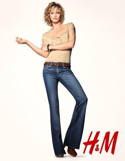 Foto de Campaña H&M Primavera-Verano 2011 con Freja Beha Erichsen y Raquel Zimmermann (13/16)