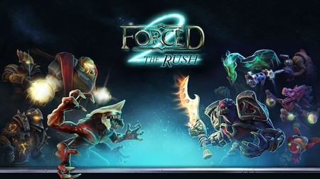 BetaDwarf anuncia FORCED 2: The Rush, más orientado a disputar torneos