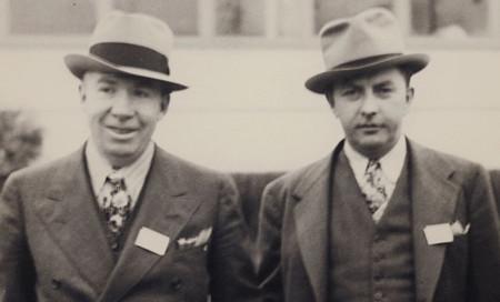 Paul V. Galvin y Joseph Galvin, fundadores