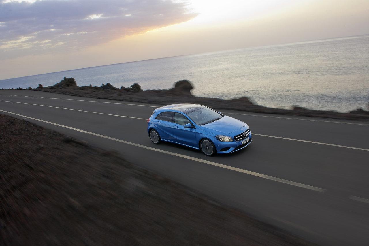 Foto de Mercedes-Benz Clase A 2012 (52/67)