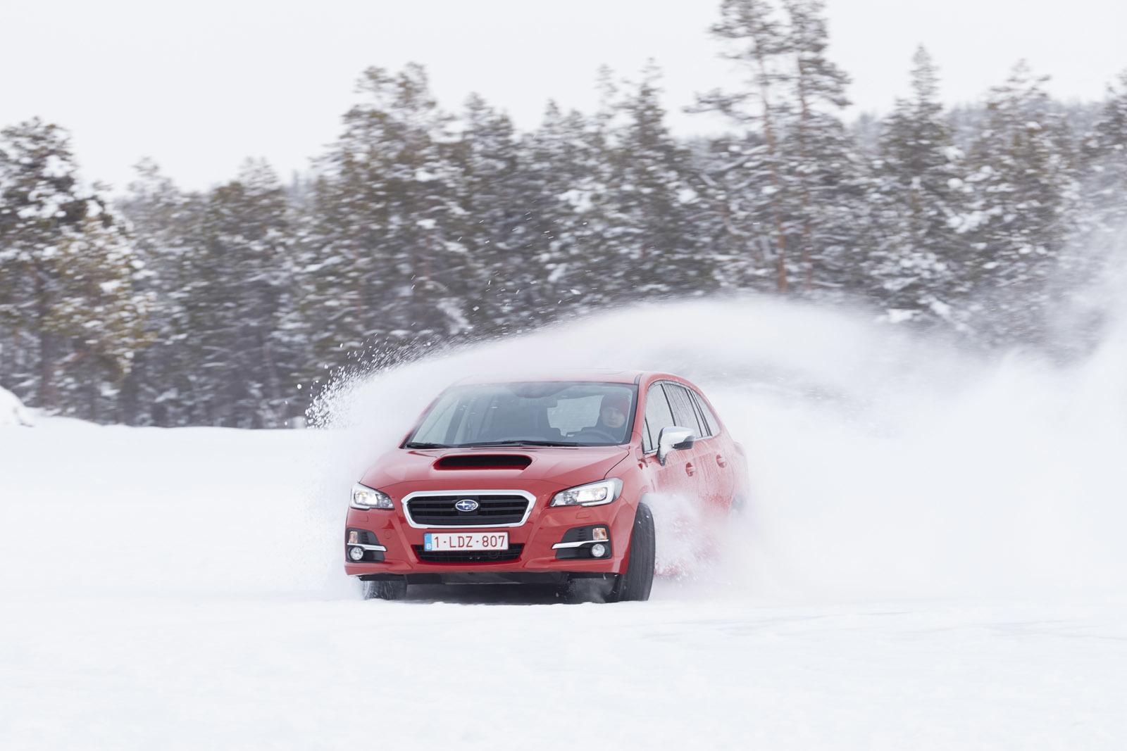 Foto de Subaru Snow Drive 2016 (49/137)