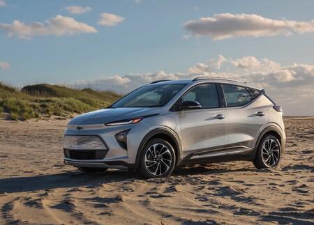 El Chevrolet Bolt EUV ya tiene precio en México: versatilidad para la era eléctrica de GM
