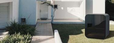 Si tienes jardín, este módulo es la solución ideal para teletrabajar