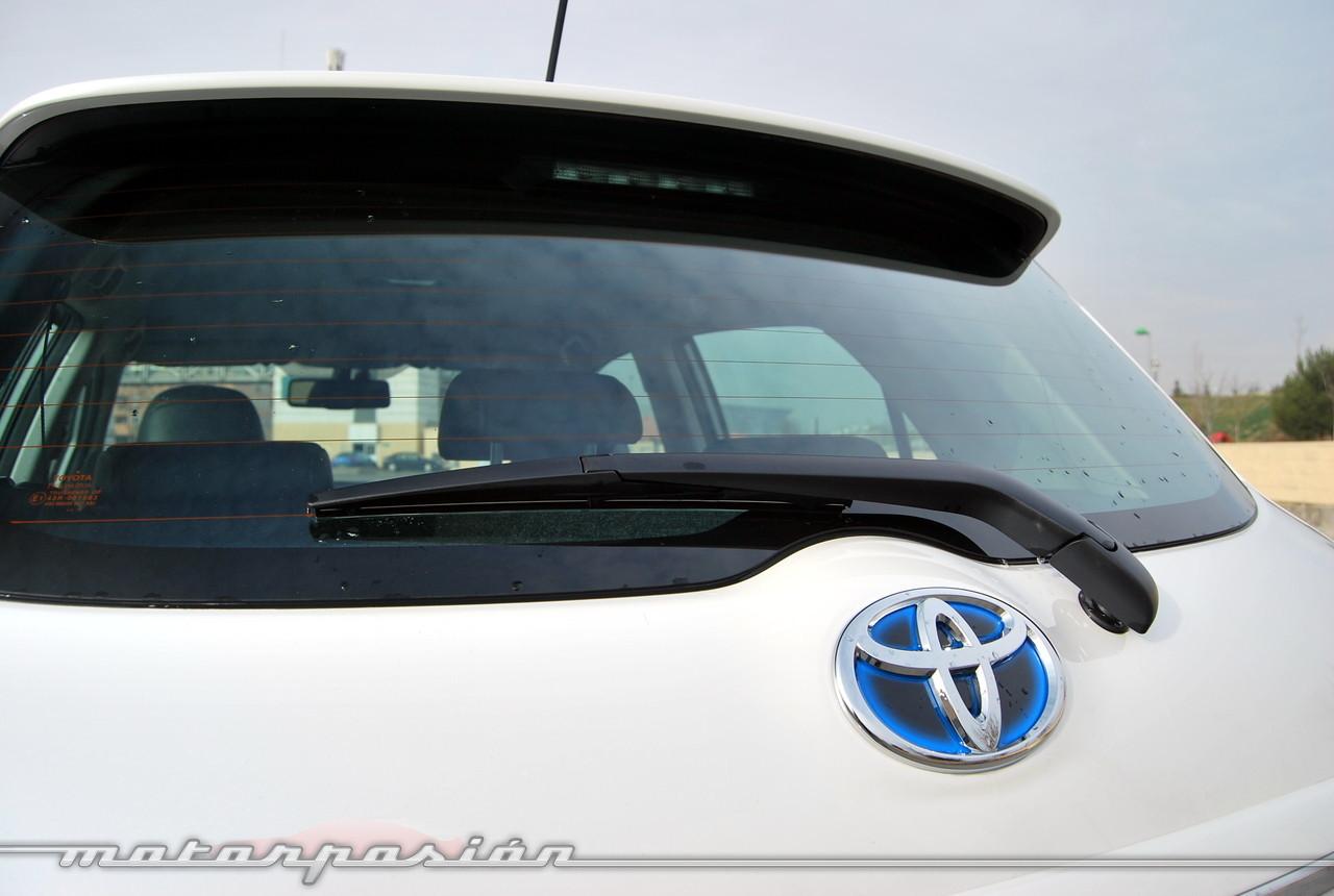 Foto de Toyota Auris HSD (prueba) (22/77)
