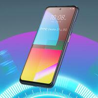 HTC Desire 21 Pro 5G: el primer Desire con 5G tiene pantalla de 90 Hz y cuatro cámaras traseras