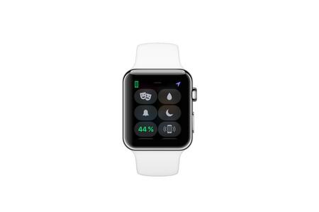 Cómo personalizar el Centro de Control en el Apple Watch