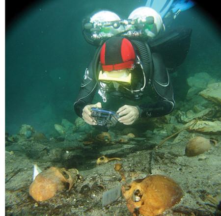 Museos submarinos en México