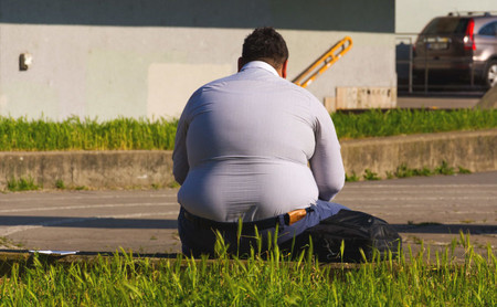 Cada vez muere más gente por obesidad que por accidentes de tráfico. Y no parece que vaya a cambiar