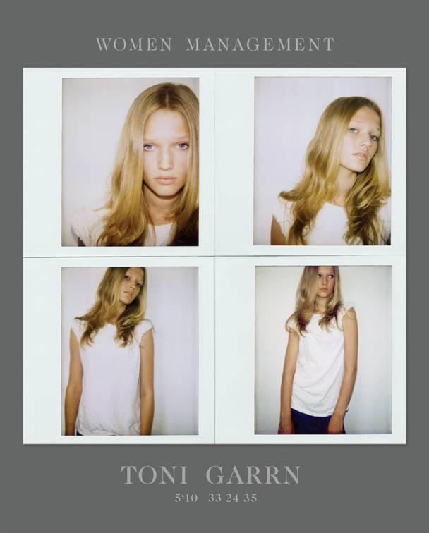 Foto de Toni Garrn, estilo alemán sobre las pasarelas (8/19)