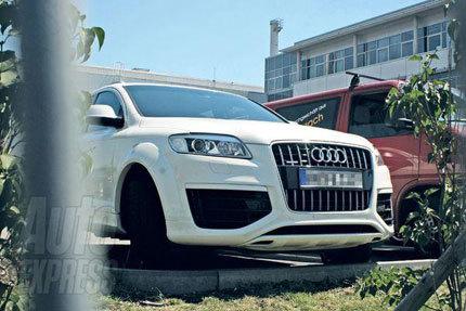 Audi Q7 V12 6.0 TDI