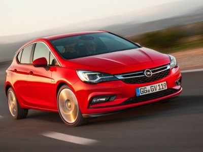 El nuevo Astra estrenará un motor de gasolina que pinta bien