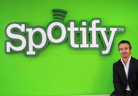 """""""La piratería no nos afecta, nosotros afectamos a la piratería"""", Javier Gayoso (Spotify)"""