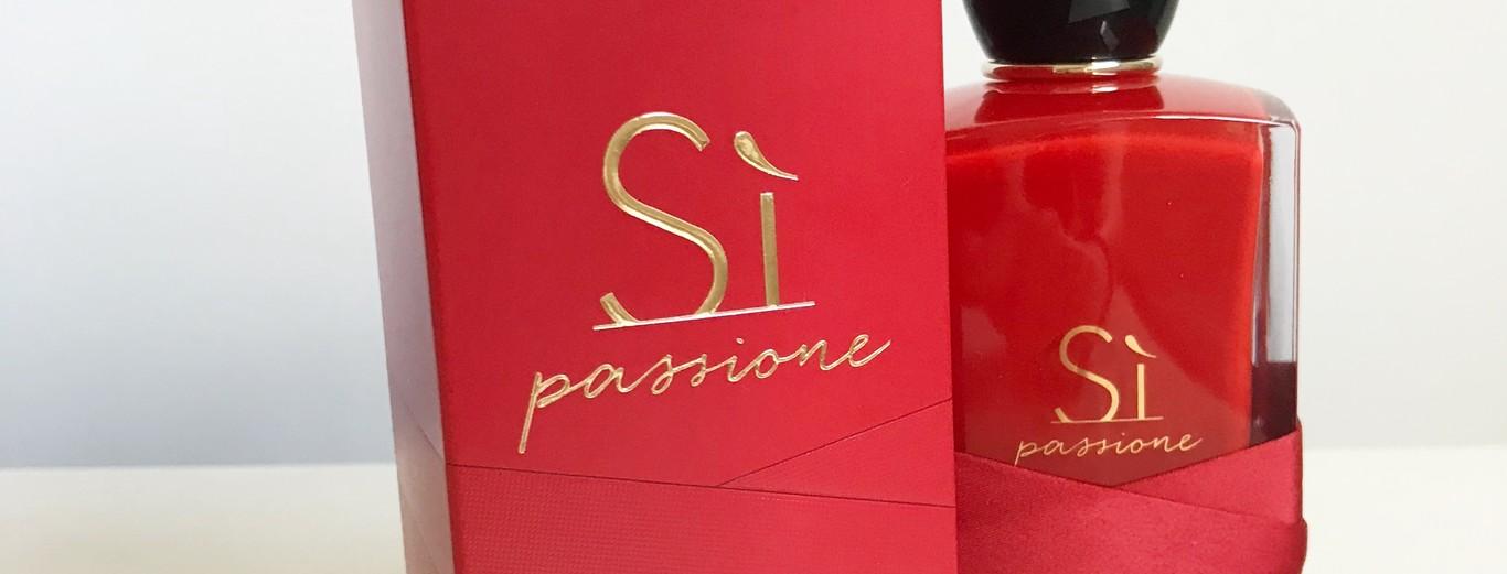 Giorgio Armani Sì Perfume Brand new with box Giorgio Armani