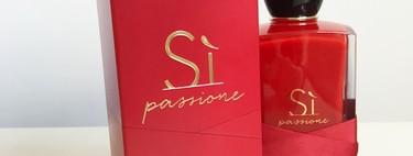 Probamos Sì Passione Red Maestro de Giorgio Armani, un maravilloso perfume por fuera y más por dentro