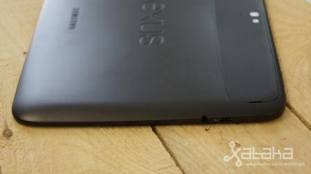 Nexus 10 acabado y diseño
