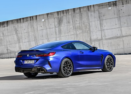 Bmw M8 Competition Coupe 2020 1600 61