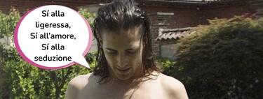 Estas son las fotos más 'hot' de Damiano David: el cantante de Maneskin (ganadores de 'Eurovisión 2021') posa completamente desnudo en sus redes