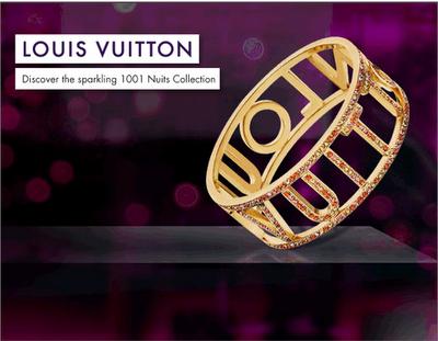 """Louis Vuitton nos presenta su nueva colección, """"1001 Noches"""""""