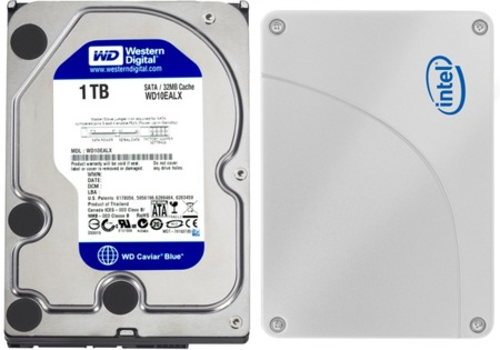 Discos duros multimedia: HDD frente a SSD