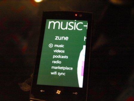 Windows Phone 7 se revela como una potente plataforma multimedia