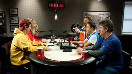 Comic Book Men : Podcast