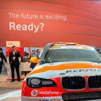 Cojín, casco y arnés conectados, así ayuda el IoT de Vodafone a cuidar la salud en los deportes