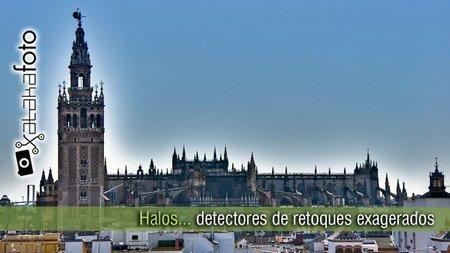 Halos: detectores de retoques exagerados