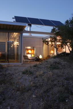 Foto de Casas poco convencionales: vivir en el desierto (14/17)