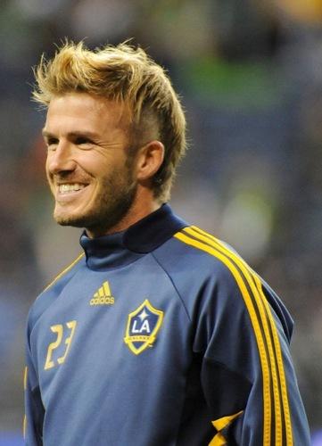 David Beckham con el nuevo tupé: trucos para ocultar las entradas y la caída del pelo, pelo