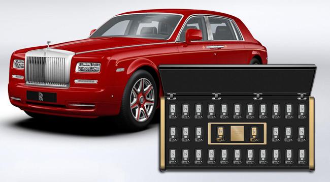 Foto de Rolls-Royce Phantom Louis XII encargo (1/7)