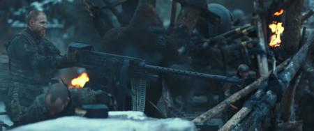 Guerra Planeta Simios Gorila Faccion