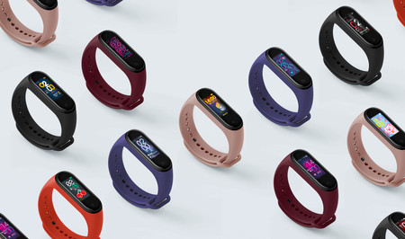 Xiaomi Mi Smart Band 4: comparativa con la Huawei Band 3 Pro, Honor Band 4 Samsung Gear Fit 3 Pro y otras pulseras cuantificadoras