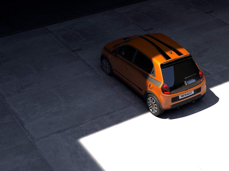 Foto de Renault Twingo GT (6/13)