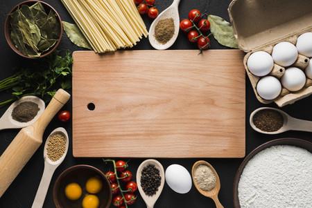 Tablero Medio Ingredientes Cocina 23 2147749529