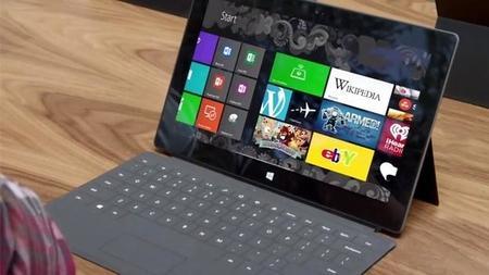 Microsoft quiere ser el líder de las tablets con Windows para el 2014