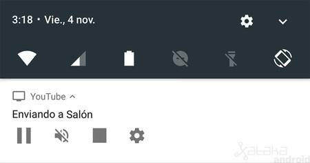 Cómo desactivar la notificación de Chromecast para que nadie de tu red Wi-Fi controle lo que envíes