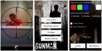 Gunman un shooter con pinceladas de realidad aumentada para el iPhone